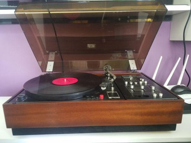 Legendarny Polski gramofon Unitra Fonomaster 76 G-601A !!