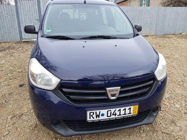 Dacia Lodgy 1.6 mpi свежая с Германии