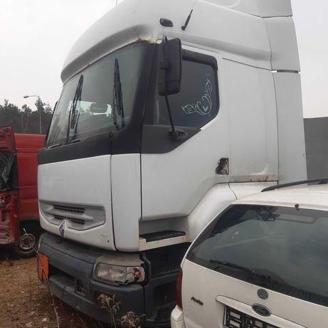 RENAULT PREMIUM 420 Ciągnik siodłowy na części Silnik Skrzynia kabina