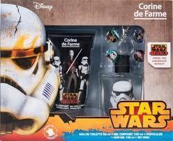 Zestaw kosmetyków dla chłopców Star Wars nowy