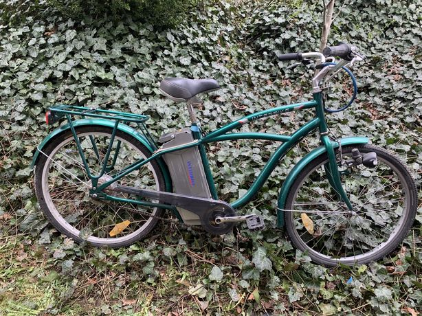 Rower elektryczny Interbike