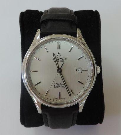 Zegarek Atlantic Seabase srebrny 60342