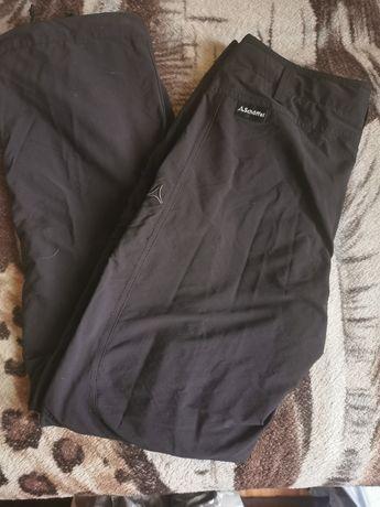 Spodnie sportowe, terenowe, trekkingowe Schoffel, czarne