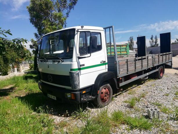 Vendo camião porta máquinas