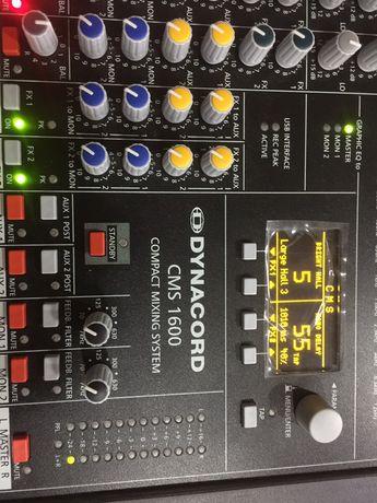 Срочно!!! Микшерный пульт Dynacord CMS 1600 Оригинал!!! Без торга