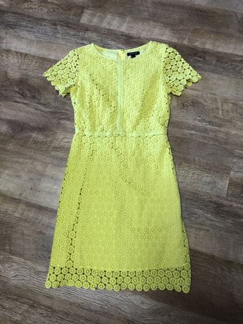 Платье летнее сарафан lands end размер s/m zara