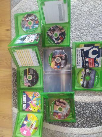 Sprzedam gry na Xboxa one (cena jest za całość a osobno ceny w opisie)