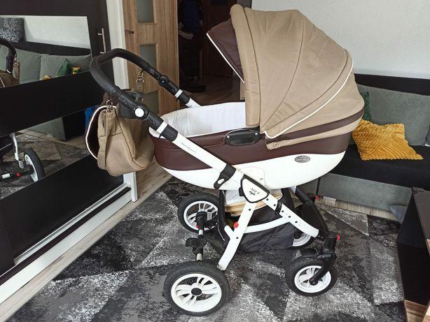 Wózek 3w1 Baby Merc