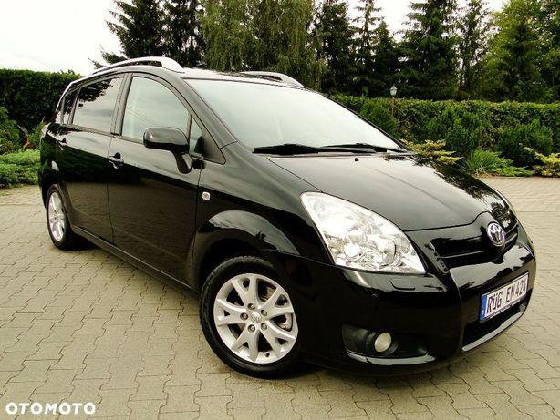 Toyota Corolla Verso Tyota Corolla Verso 1,8i 129 ps PDC Klimatronik ALU Serwis 87 tys KM !