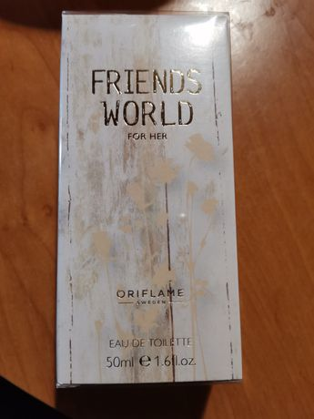 Woda friends World for her oriflame