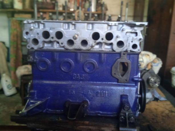 Мотор ваз 2101 . Капітальний  ремонт