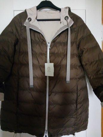 Куртка утепленная Peserico. Max Mara brunello cucinelli