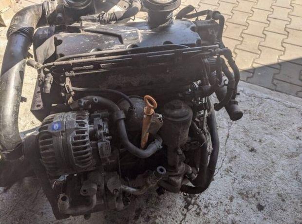 Двигун (Двигатель, мотор) bxe vw golf 5, passat b 6, 1,9 tdi 2005 рік