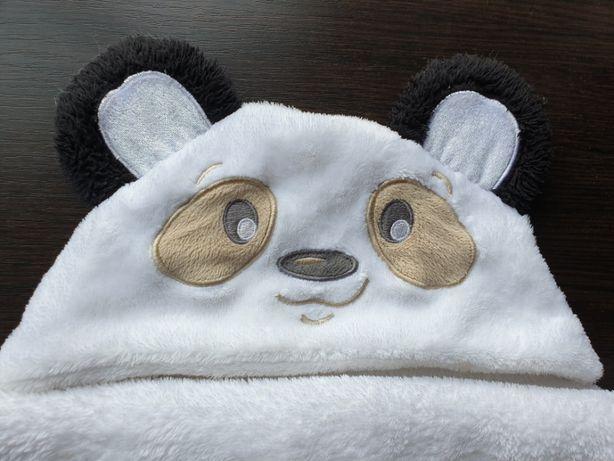 Полотенце уголок с капюшоном Панда