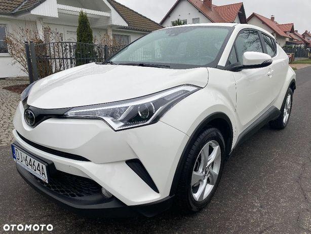 Toyota C-HR Idealna bezwypadkawa na gwarancji do14 06 2022 Polski salon