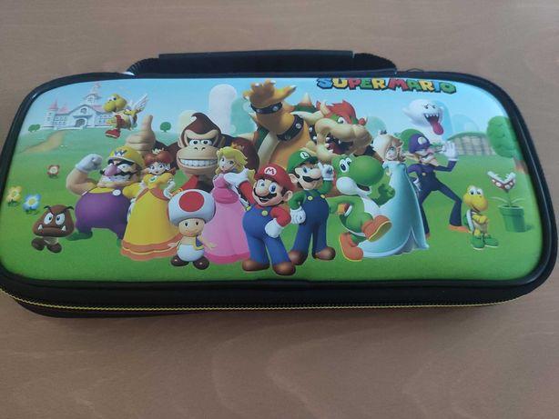Bolsa de transporte Super Mario Nintendo Switch