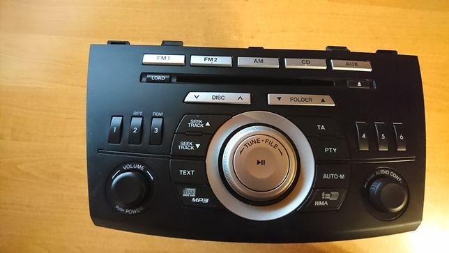 MAZDA 3 II BL Radio Fabryczne CD