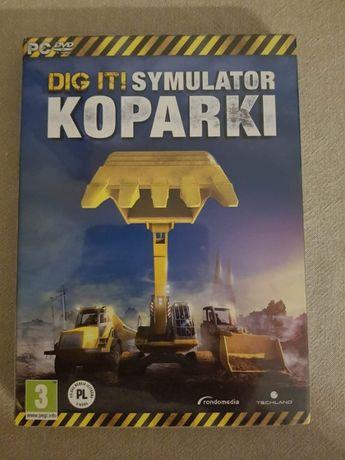 DIG IT! Symulator koparki PC PL