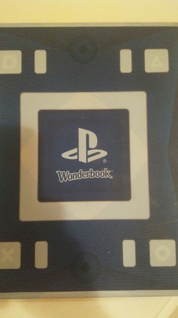 Sprzedam ksiazke wonderbook ps3