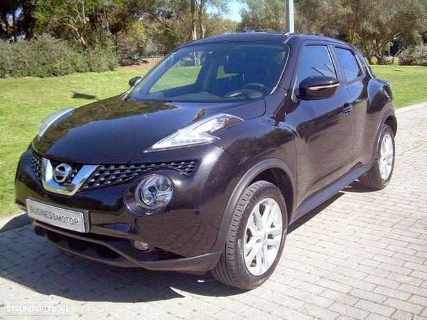 Nissan Juke 1.2 DIG-T Tekna Premium Ext.1 Black T.