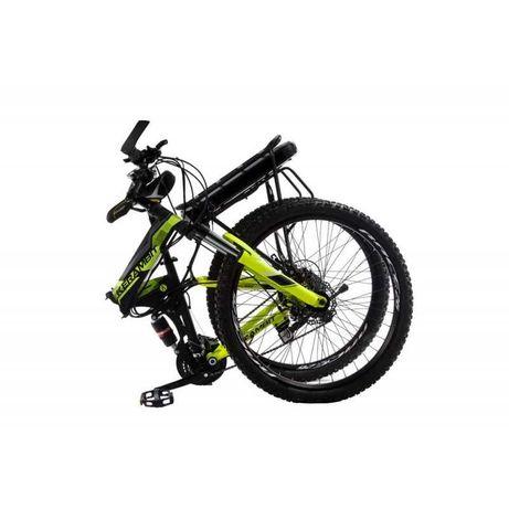 """Электровелосипед Kerambit 26"""" складной рама 17"""" 36V12Ah500W"""