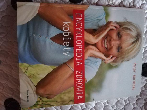 Książka encyklopedia zdrowia kobiety