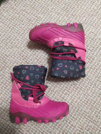 Ботинки черевики чоботи сапоги Lupilu 27p