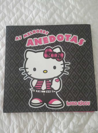 As Melhores Anedotas - Hello Kitty