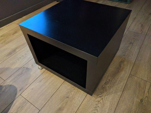 Ikea Lack stolik na kółkach