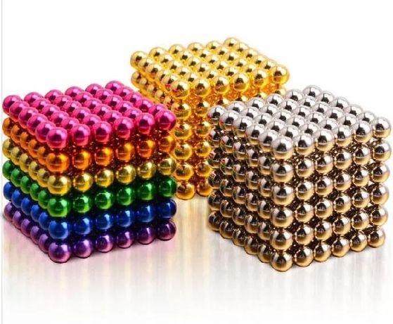 Неокуб Neocube 216 магнитных шариков 5 мм игрушка-конструктор головоло
