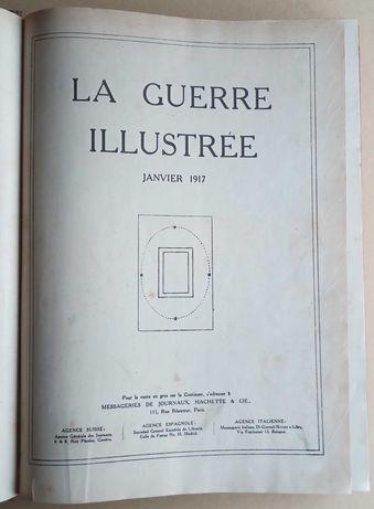 la guerre illustrée janvier 1917