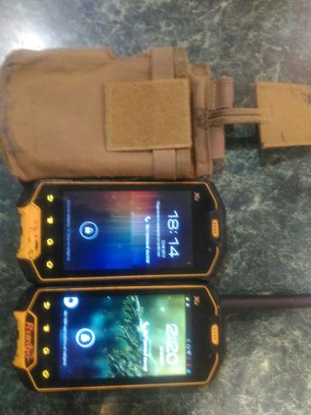Противоударный смартфон Runbo X 5