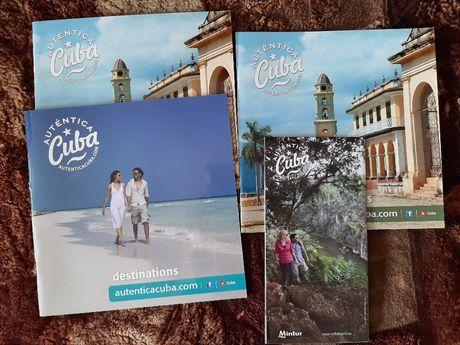 KUBA, przedoniki mapa, NOWE