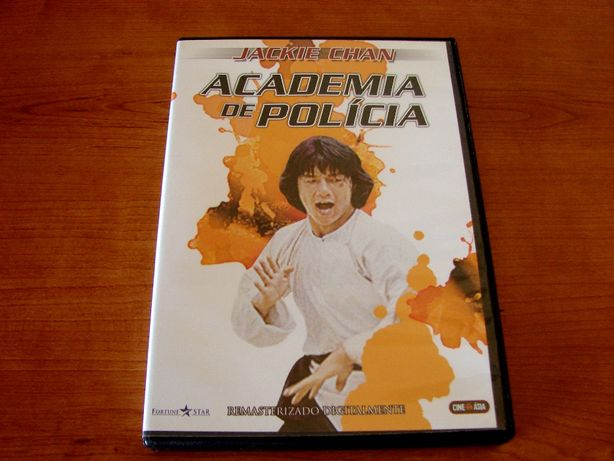 Filme de 1979 em DVD com Jackie Chan
