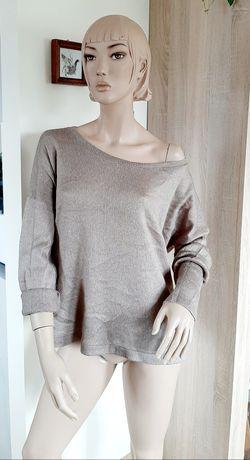 Beżowy sweterek HEINE