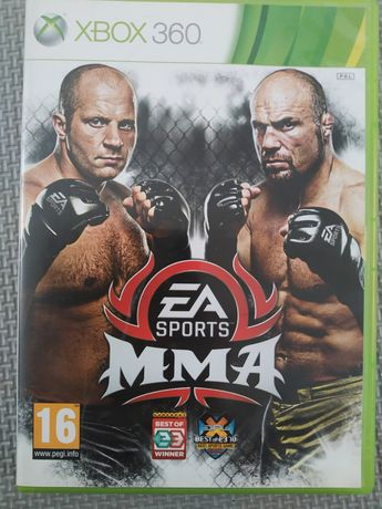 Gra Mma , Xbox 360
