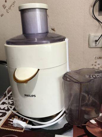 Продам соковижималку Philips
