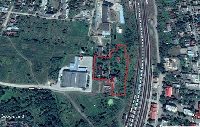 Оренда невеликого промислового комплексу - Поліграфмаш, м. Ходорів