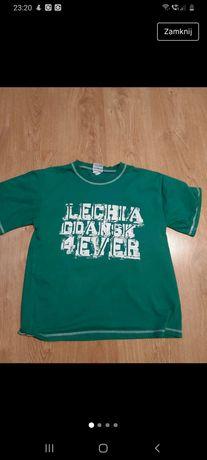Koszulka BKS Lechia Gdańsk WKS Śląsk Wrocław Stomil Raków rozmiar S