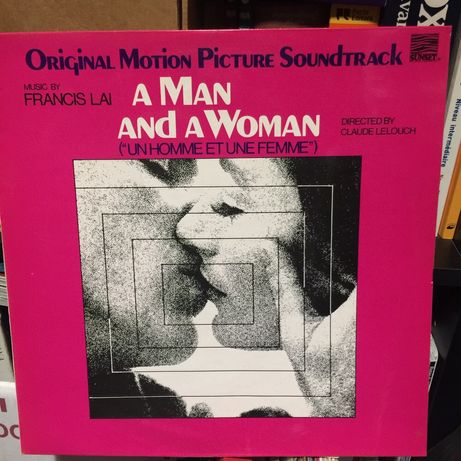 Vinil: A man and a woman - 1967