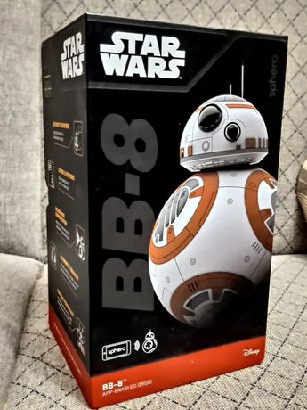 Star Wars bb-8 Sphero Robot Gwiezdne
