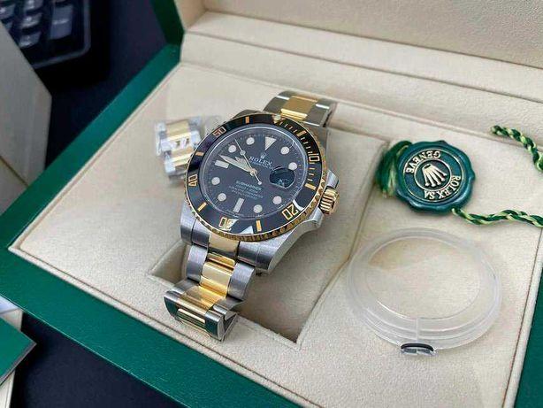 Rolex Submariner Gold\Steel