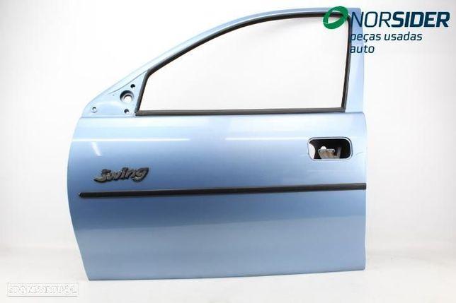 Porta frente esquerda Opel Corsa B|93-97