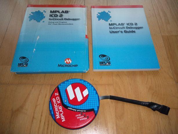 Sprzedam programator MPLAB ICD2 firmy Microchip