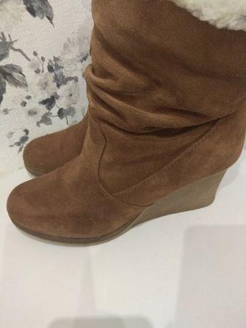 Ботинки Carlo Pazolini 40 размер