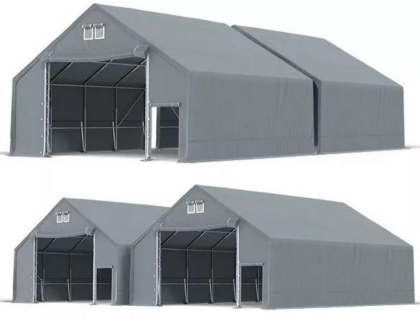 -33% Garaż 10x8x3 m HALA NAMIOTOWA namiot MAGAZYNOWY przemysłowy MTB