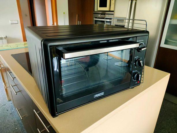 Mini-forno PRINCESS 60L como novo