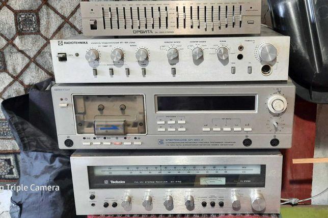 Продаю радиотехнику СССР.
