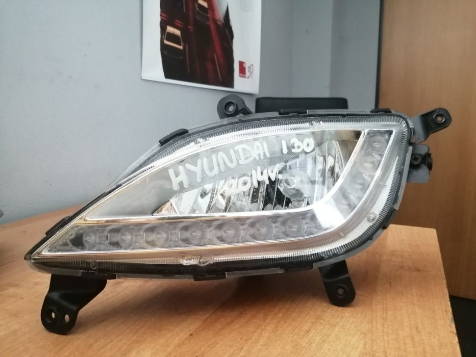 Halogen prawy DRL Hyundai i30 2014 LIFT Olecko - image 1