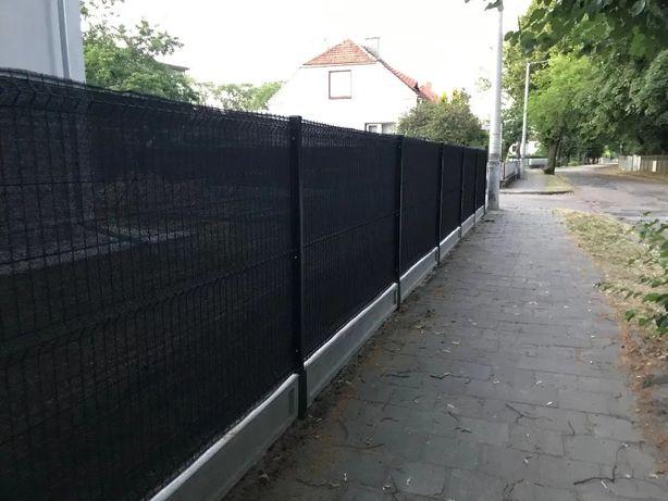 Ogrodzenia, ogrodzenie panelowe 1,73m z montażem lub bez